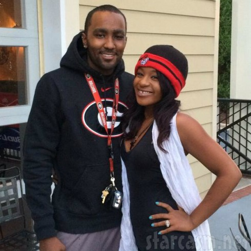 Bobbi Kristina - Nick Gordon - Engaged