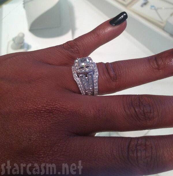 Whitney Houston Wedding Rings 021 - Whitney Houston Wedding Rings