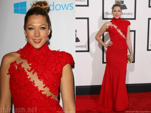 Colbie Caillat - Grammys Fashion