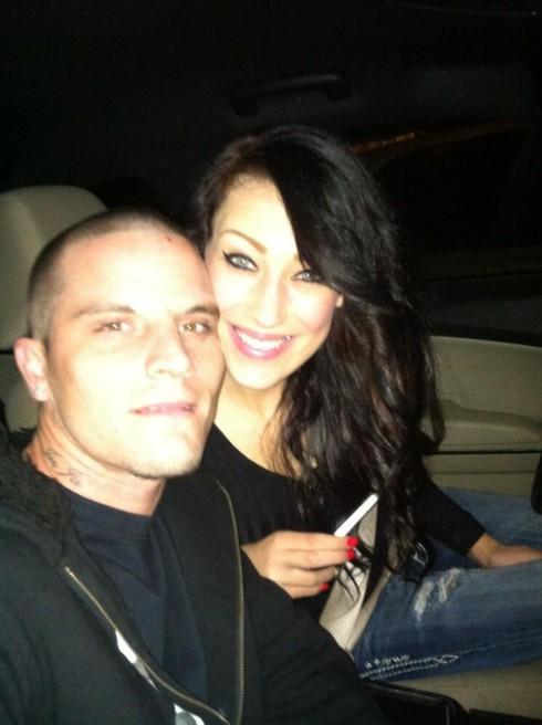 Courtland Rogers and stripper girlfriend Samantha Ferrell