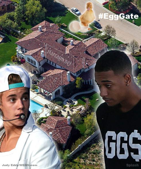 Lil Za Bieber Calabasa home