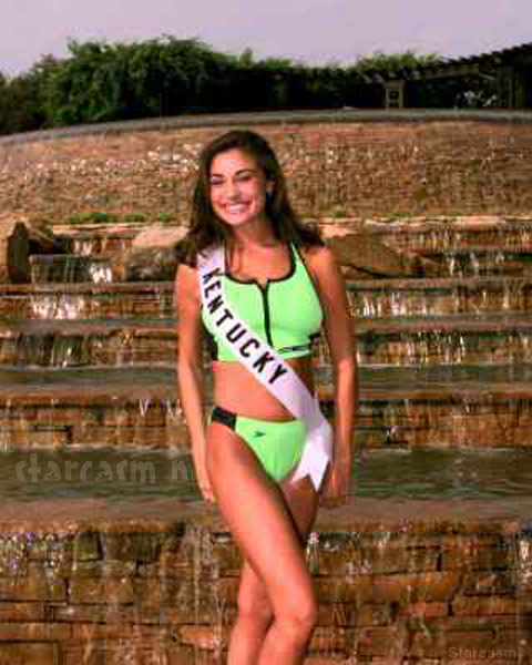 Real Housewives of Orange County Elizabeth Arnold Rovsek Miss Teen Kentucky USA 1998 swimsuit photo