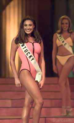 Real Housewives of Orange County Elizabeth Rovsek pageant photo swimwear