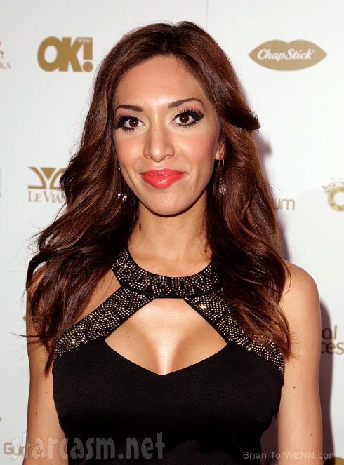 Video Farrah Abraham Addresses Justin Biebers Dui Arrest At Pre-Grammy Red Carpet Event-4006