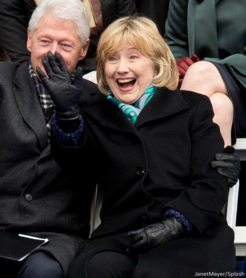 Hillary Clinton Hair Style