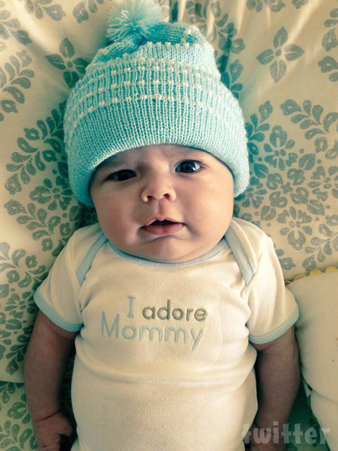 Jennifer Brennan baby son Brennan photo