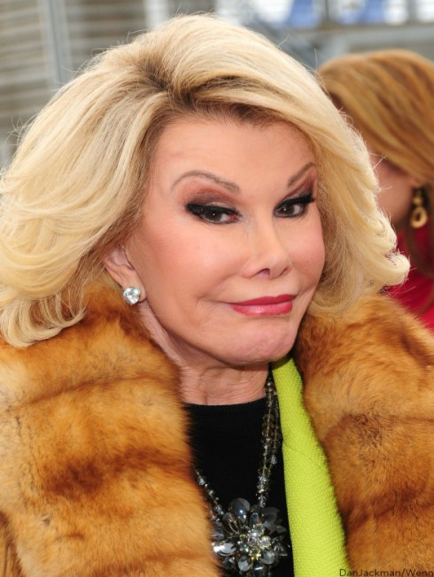 Joan Rivers - North West
