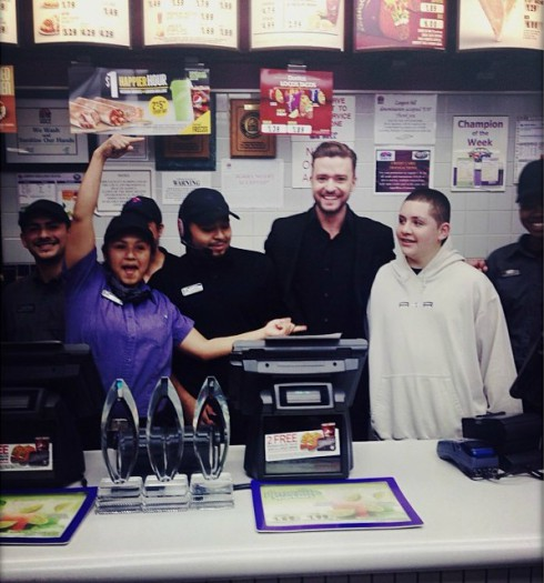 Justin Timberlake - Taco Bell - One More