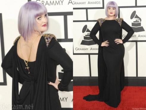 Kelly Osbourne - Grammys Fashion