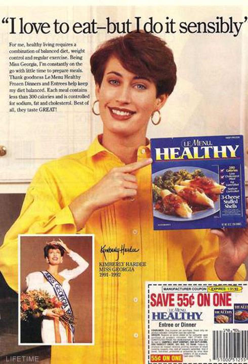 17a637f581f89 Kim of Queens Kim Gravel throwback pageant photos as Miss Georgia 1991