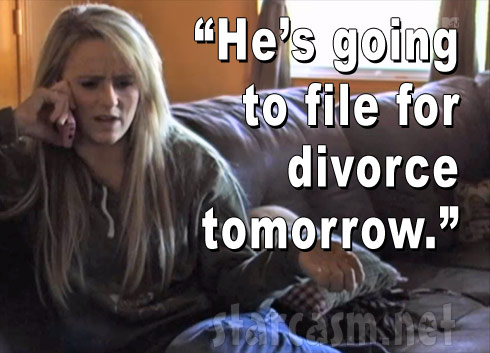 Leah Calvert - Teen Mom 2 - Divorce from Jeremy Calvert