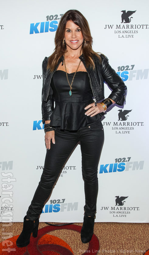 Recent Photo Of Lynne Curtin Taken In 2014 Former Real Housewives Of Orange  County Cast Member