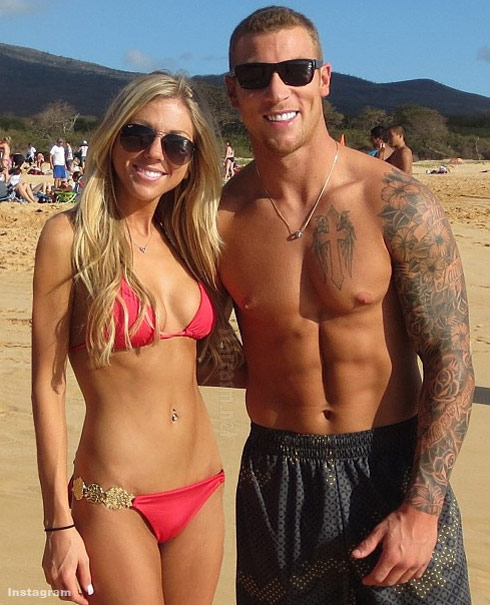 Are You The One Paige Brendel with Brett Lawrie