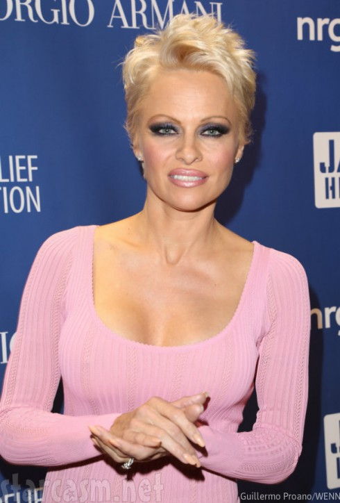 Pamela Anderson Remarries Rick Salomon