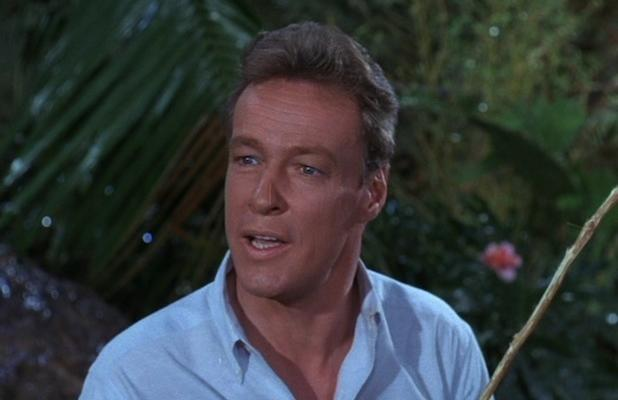 Russell Johnson From Gilligan S Island