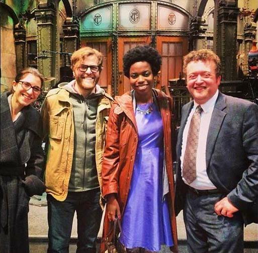 PHOTOS Who Is Sasheer Zamata, The New SNL Cast-member?