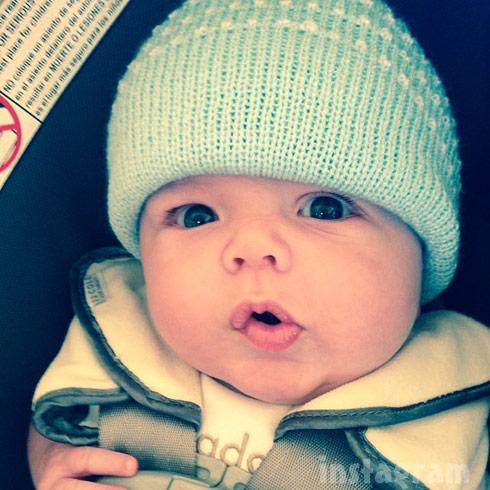Shipping Wars Jennifer Brennan baby son Brennan Grey