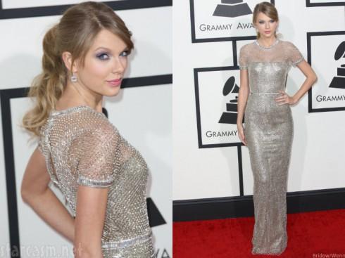 Taylor Swift - Grammys Fashion