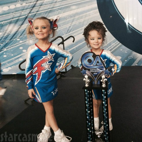 Ali Simms - Aleeah Simms - Cheerleading