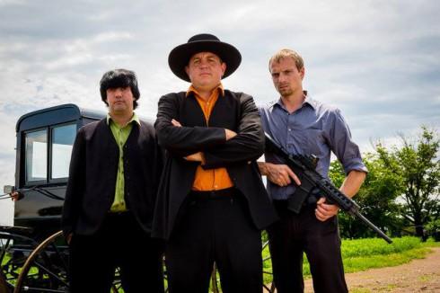Amish Mafia Men
