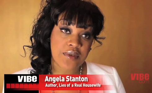 Phaedra Parks accuser Angela Stanton author of  Lies of a Real House Wife: Tell The Truth and Shame The Devil,
