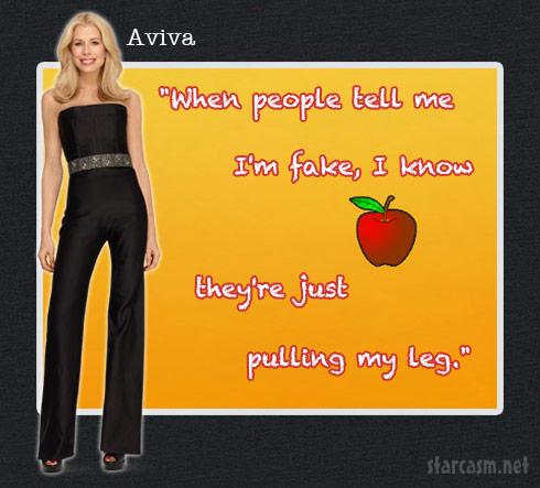 Aviva Drescher Season 6 Catchphrase