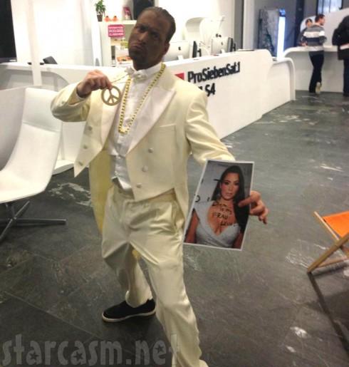 Chris Stephan - Kanye West Blackface
