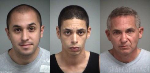 Disney World Employees Arrested