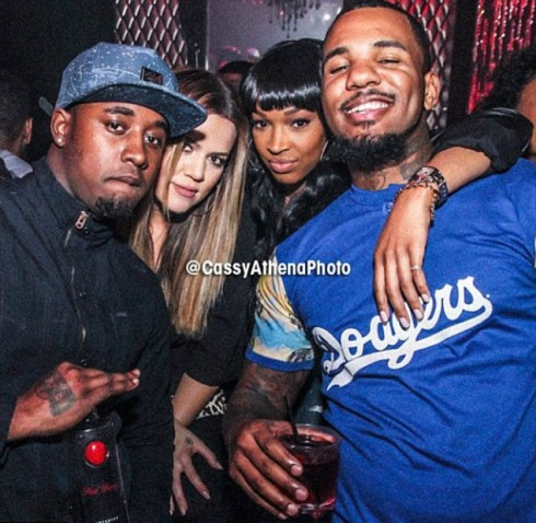 Khloe Kardashian - The Game - Tru Nightclub