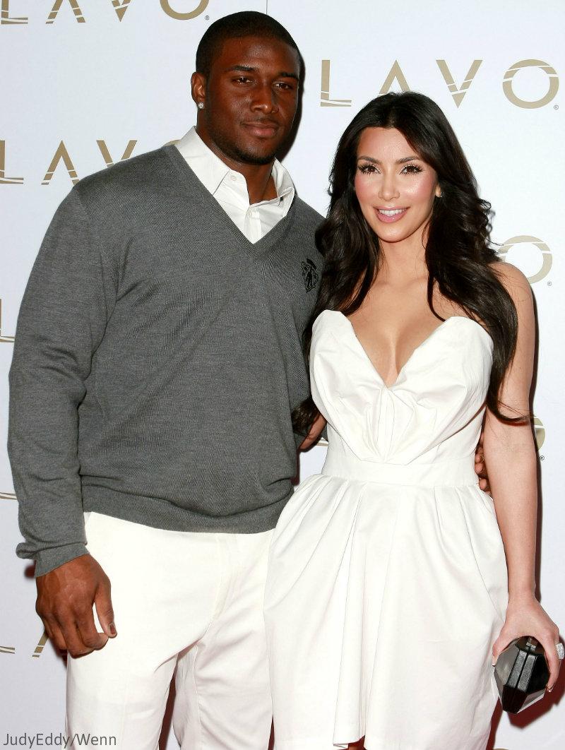 PHOTOS Kim Kardashian and Reggie Bush's personal lives are ... Reggie Bush Kim Kardashian Dancing