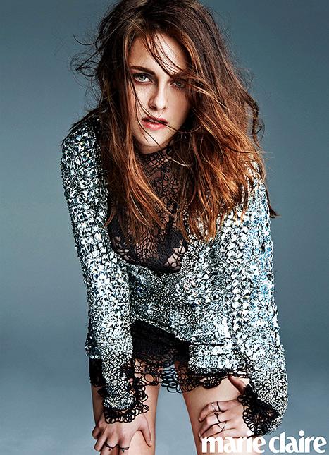 Kristen Stewart - Marie Claire