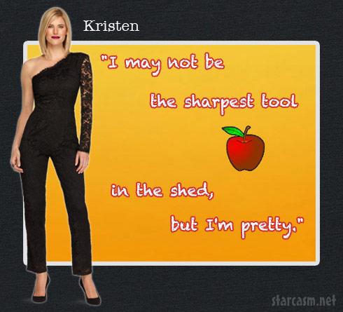 Kristen Taekman Season 6 Catchphrase