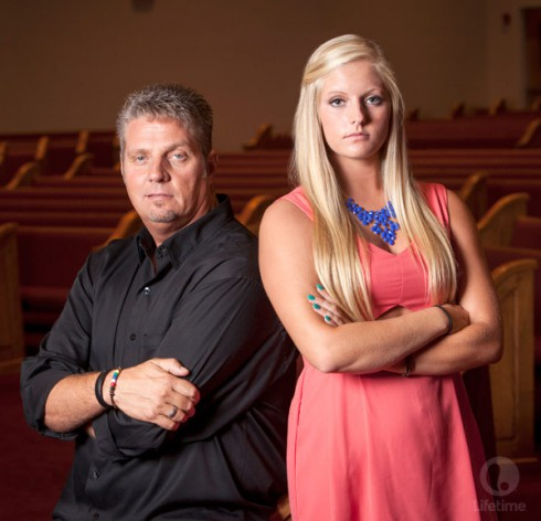 Preachers' Daughters Megan Cassidy blonde cast member