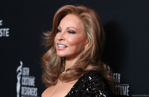 Raquel Welch - Costume Designers Guild Awards
