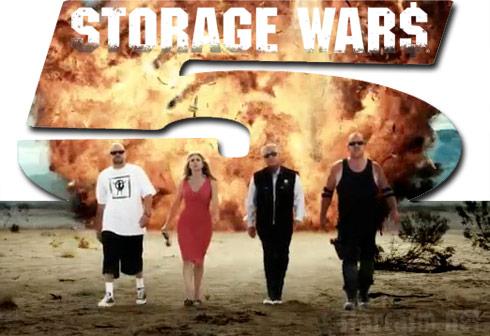 Storage Wars Season 5 premieres March 18 2014