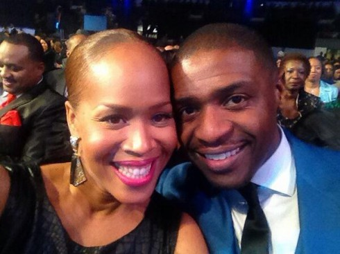 Tina Campbell Husband Teddy Campbell
