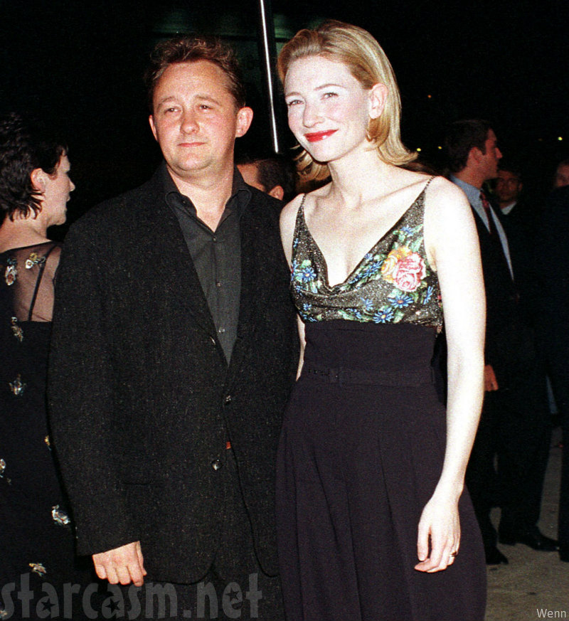 Who Is Cate Blanchett S Husband Andrew Upton
