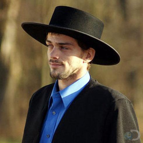 John from Amish Mafia real name is John Schmucker