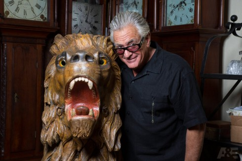 Storage Wars Barry Weiss Barry'd Treasure lion