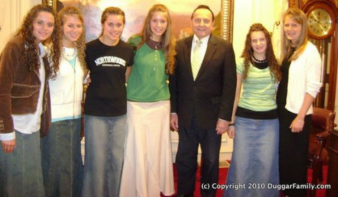 Bill Gothard - Duggar Daughters