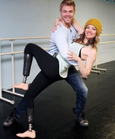 Dancing With The Stars Season 18 Derek Hough Amy Purdy