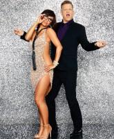Dancing With The Stars Season 18 Drew Carey Cheryl Burke