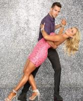 Dancing With The Stars Season 18 James Maslow Peta Murgatroyd