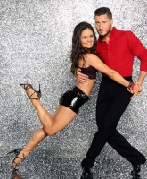 Dancing With The Stars Season 18 Danica McKellar Val Chmerkovskiy official cast photo