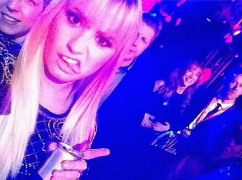 Demi-Lovato-stinkface