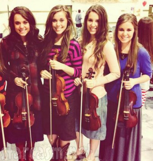 Duggar Daughters Music Choices