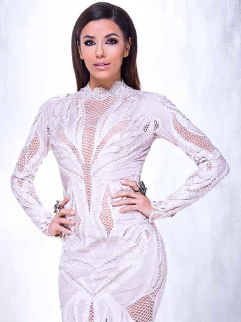 Eva Longoria Prestige Magazine