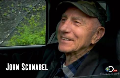 Gold Rush Parker Schnabel's Grandpa John Schnabel