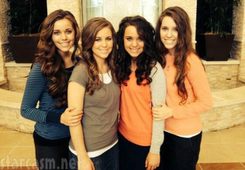 Growing Up Duggar - Jill, Jana, Jessa, Jinger Duggar