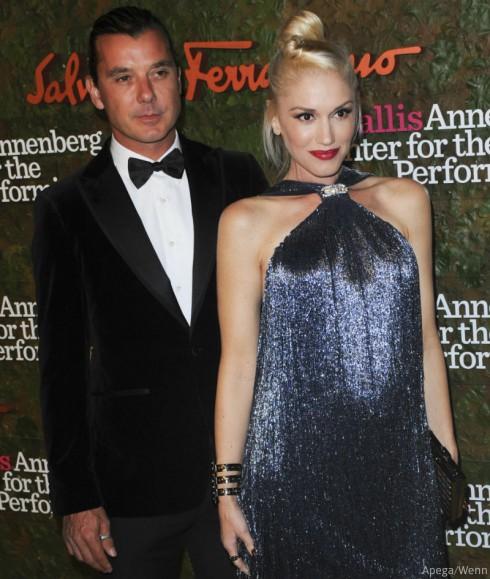 Gwen Stefani - Gavin Rossdale